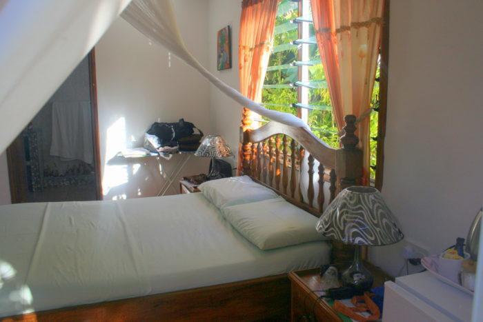 Seychely - ubytování - La Digue / Foto: Petra Švehlová Stowasserová