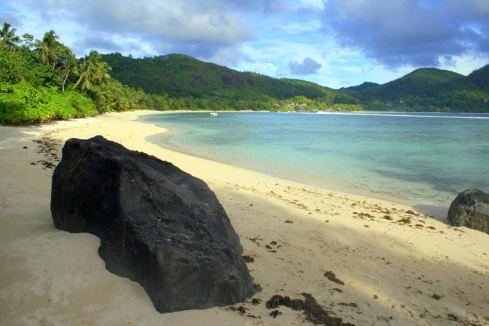 Seychely - pláže - Baie Lazare / foto: Petra Švehlová Stowasserová