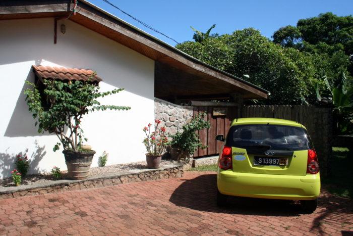 Seychely - ubytování - Mahé / foto: Petra Švehlová Stowasserová