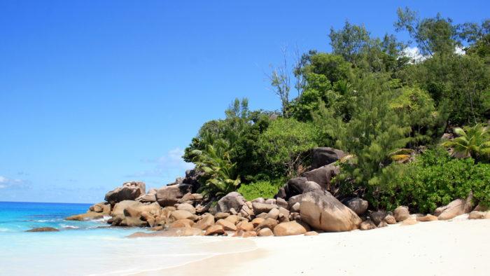 Seychelles - Praslin - Anse Georgette / foto: Petra Švehlová Stowasserová